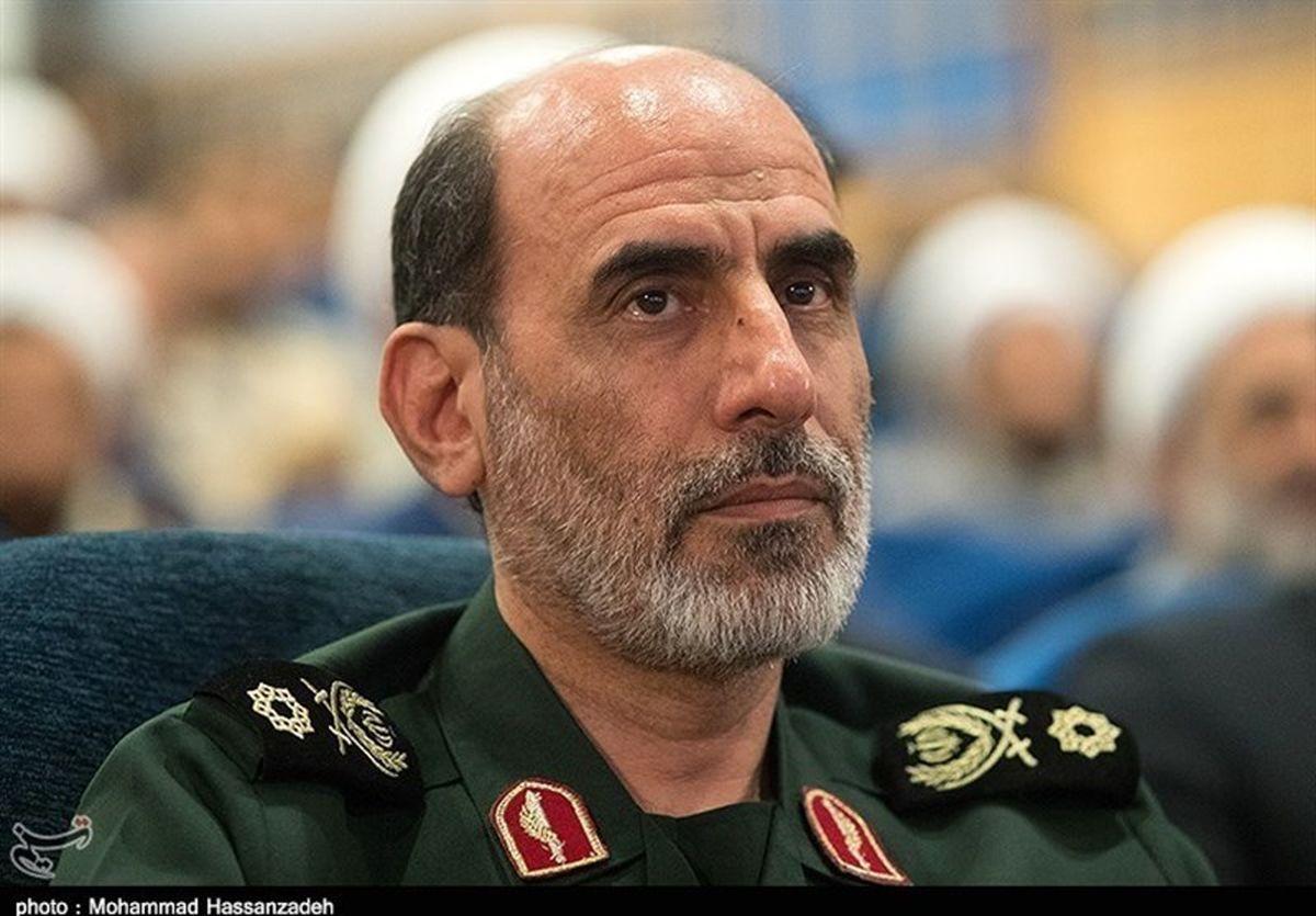 سردار سپهر فرمانده قرارگاه عملیاتی مقابله با کرونا شد