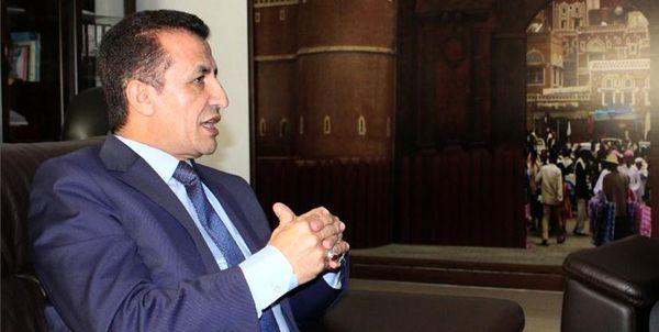 سفیر صنعاء در دمشق: در کنار ایران میایستیم