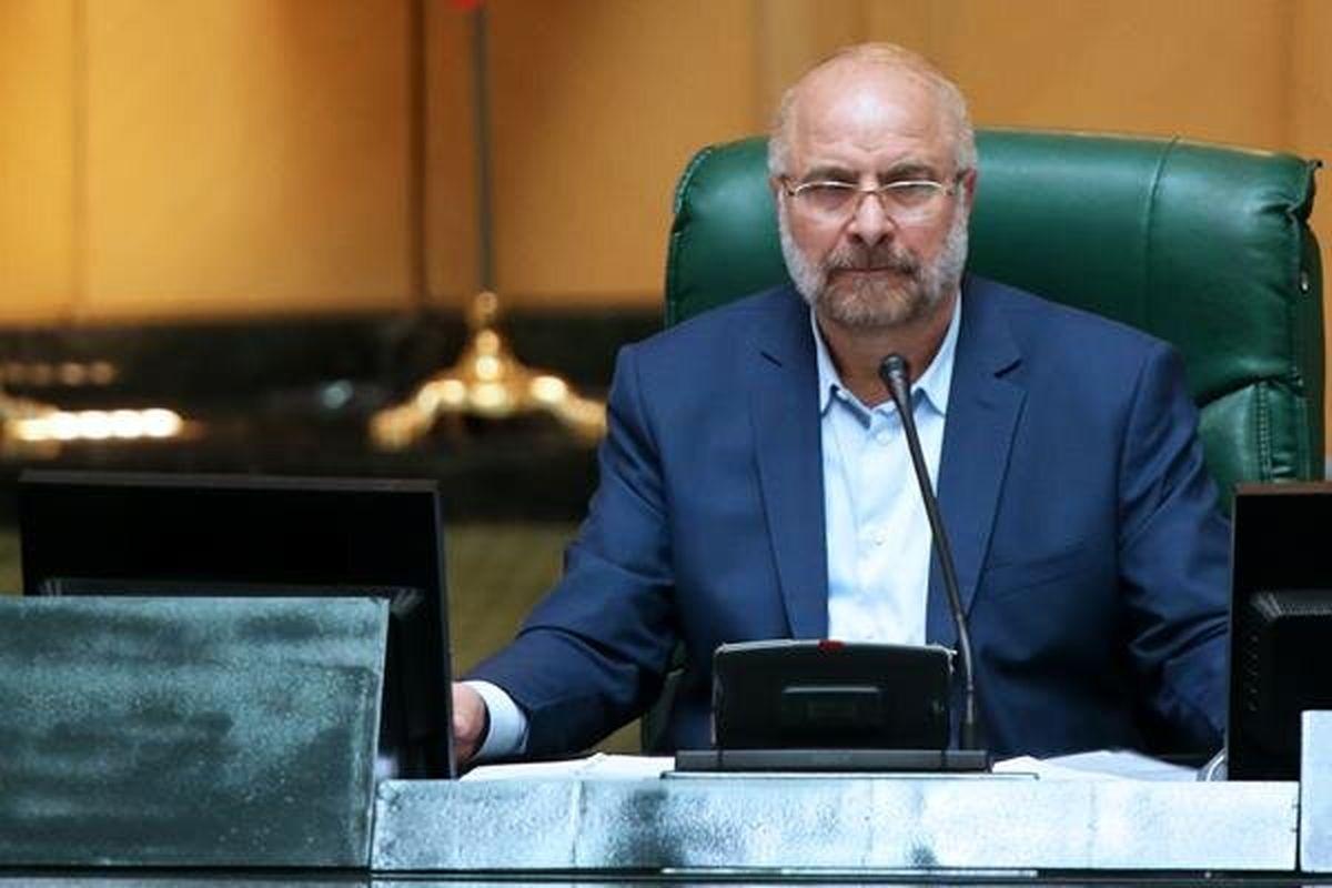 درخواست رئیس مجلس از دولت