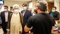 بازدید دادستان کل کشور از ندامتگاه تهران بزرگ