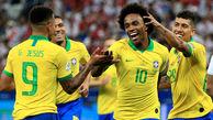 برزیل- آرژانتین؛ سوپر الکلاسیکو در نیمه نهایی کوپاآمه ریکا