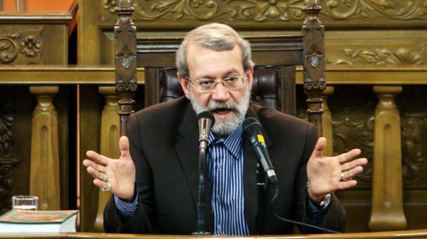 لاریجانی: هنوز درباره حضور در انتخابات مجلس و اینکه از قم کاندیدا شوم، تصمیم نگرفتهام