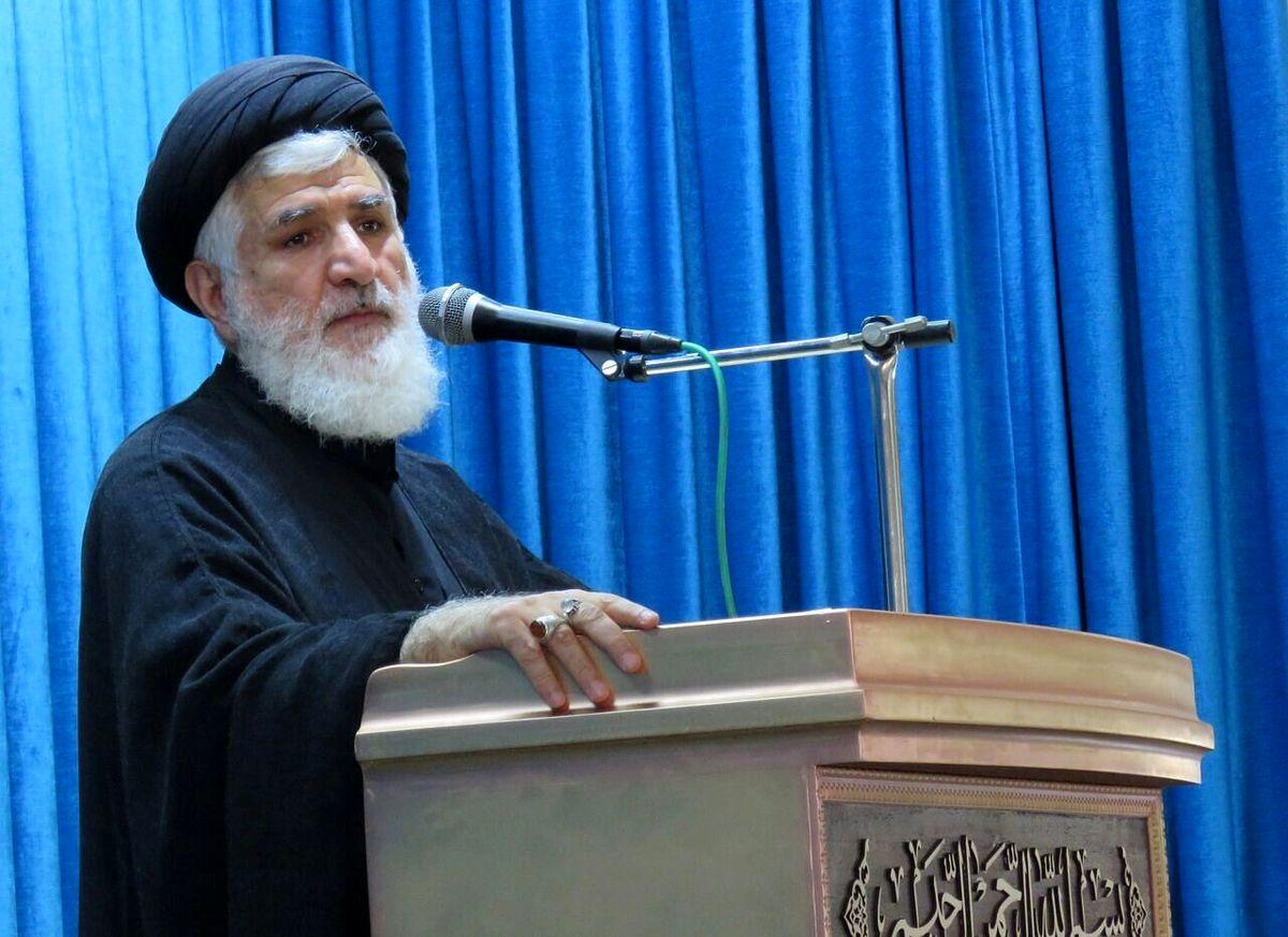 امام جمعه لواسان با مردم این شهر خداحافظی میکند