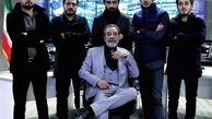 پای روحانی هم به گاندو باز شد + فیلم