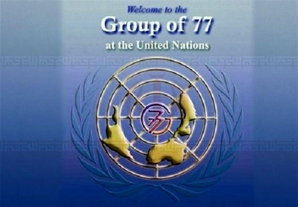 پاسخ قاطع نماینده ایران به طرف عربستانی در نشست گروه ۷۷
