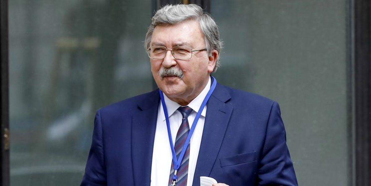 اولیانوف: شورای حکام آژانس از نتیجه سفر گروسی به تهران استقبال خواهد کرد