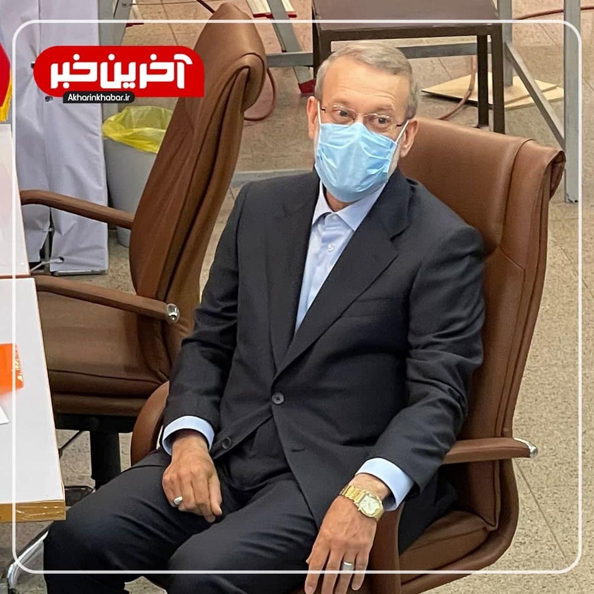 در جلسه رد صلاحیت لاریجانی چه گذشت؟