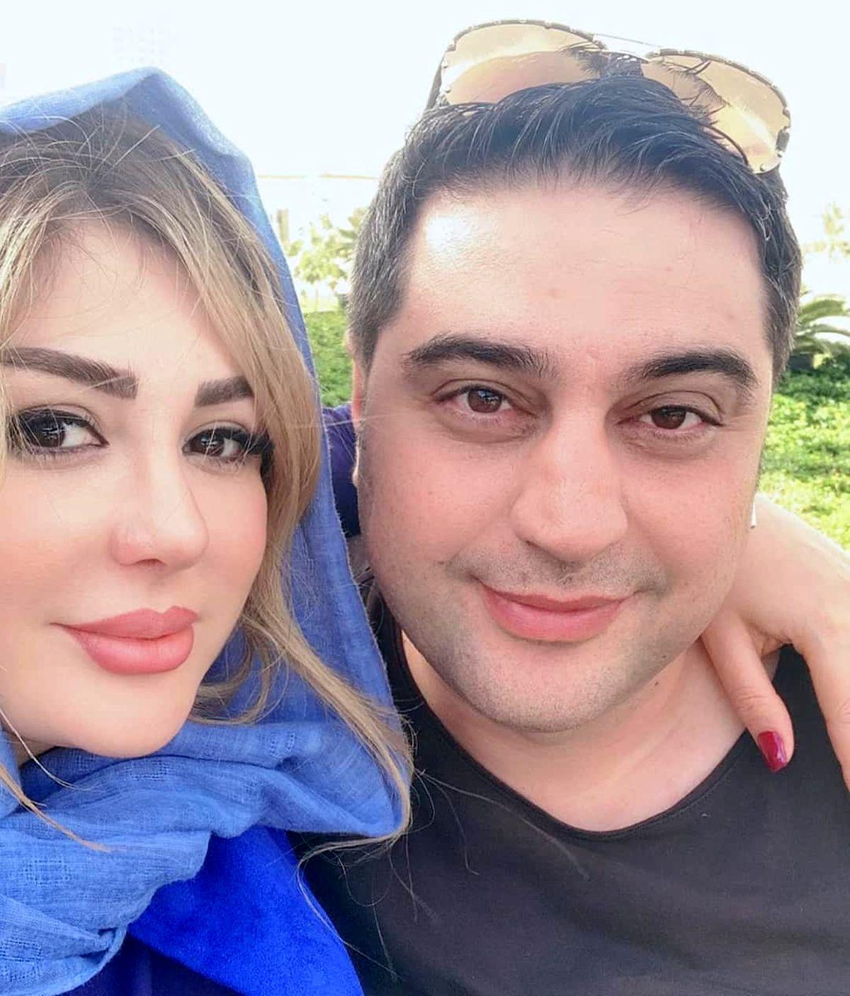 نیوشا ضیغمی از همسرش طلاق گرفت؟ +سند و عکس