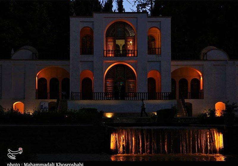 باغ شاهزاده ماهان زمردی در دل کویر به روایت تصویر
