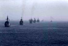 مانور نظامی ایران با دو رقیب بزرگ آمریکا جدی شد