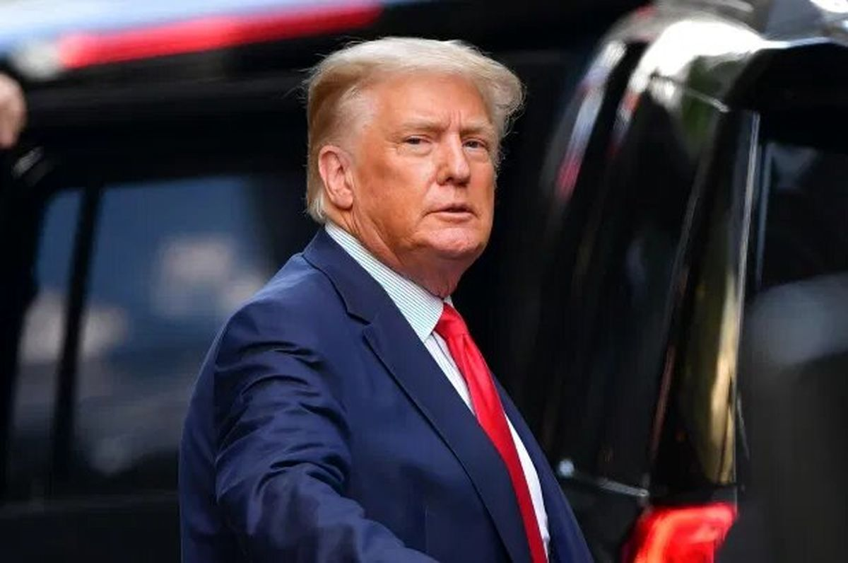 انتقاد ترامپ از بایدن: آنها کشور را نابود میکنند