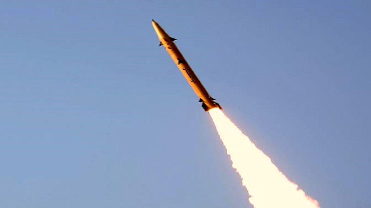 برخورد ۲ راکت دیگر از جنگ قره باغ به خاک ایران