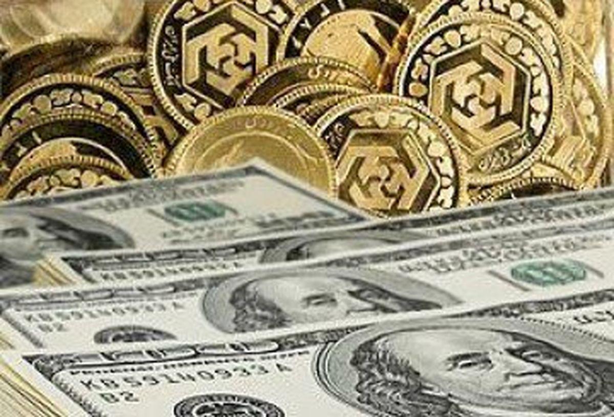 آخرین تغییرات قیمت ارز، سکه و طلا (۱۲ آذر)