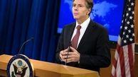 واکنش وزیر خارجه آمریکا به ادعای گفتوگوی کری و ظریف درباره اسرائیل: کاملا مزخرف است