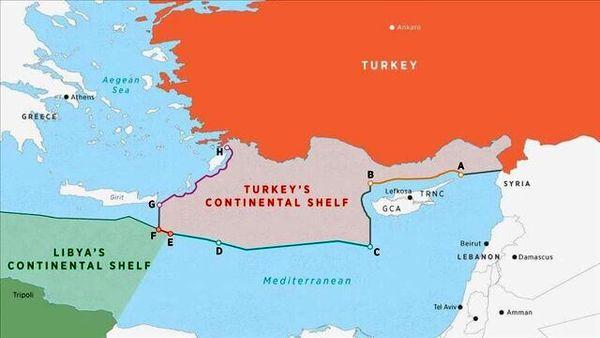 واکنش ایتالیا به توافقهای ترکیه و دولت توافق ملی لیبی