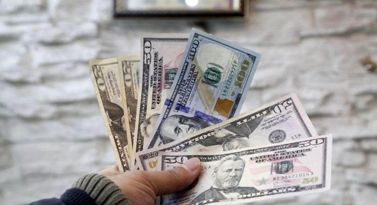 آخرین قیمت دلار (۹۹/۱۱/۰۱)
