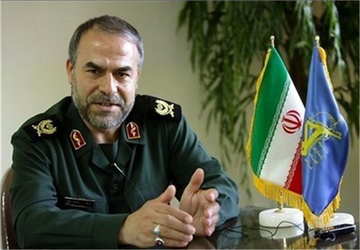 یادداشت معاون سیاسی سپاه در مورد یکدست شدن قوا