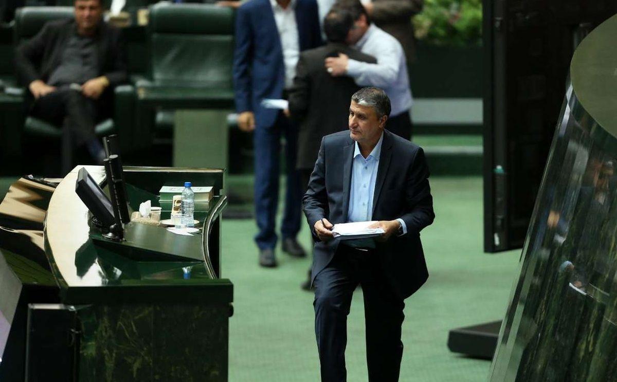 نماینده علی آباد از توضیحات وزیر راه قانع شد