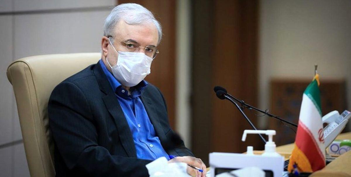 وزیر بهداشت: واکسن کرونای ایرانی تا سه هفته دیگر آزمایش انسانی می شود
