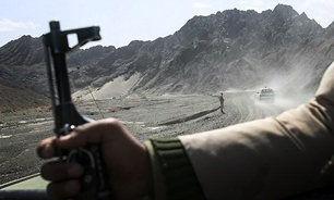 شهادت هشت مرزبان در درگیری با اشرار مسلح