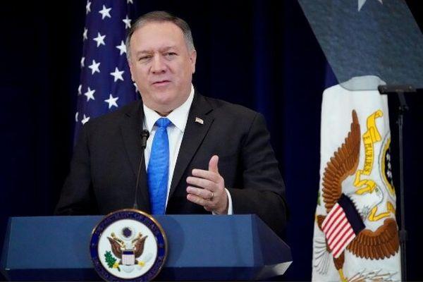 پمپئو: در تحریم های ایران تجدید نظر می کنیم