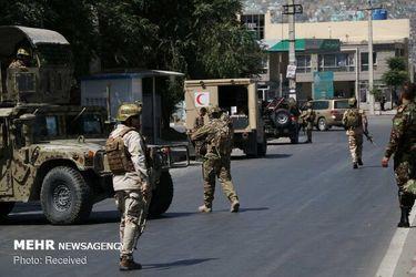 انفجارهای کابل
