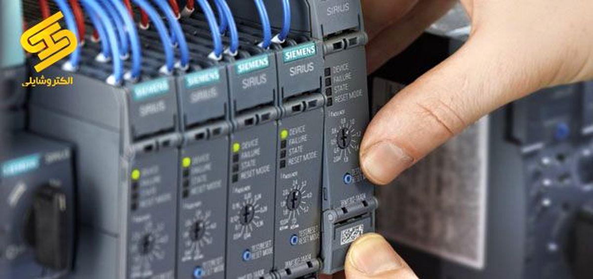 خرید تجهیزات برق صنعتی از نمایندگی زیمنس در لاله زار