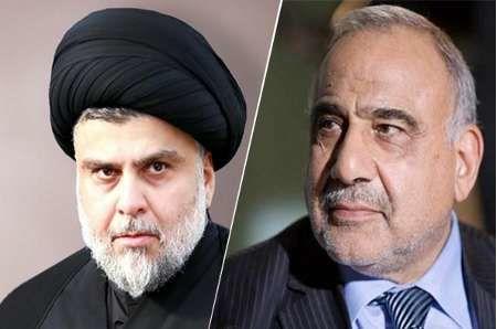 ادامه اختلافات بر سر تکمیل کابینه؛ صدر برای عبدالمهدی ضرب الاجل تعیین کرد