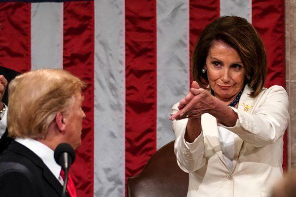 «نانسی پلوسی»: معاون رئیس جمهوری سخنگوی ماهری در بیان دیدگاه های خود است، اما فکر می کنم درباره موضوع ایران کاملاً در اشتباه است