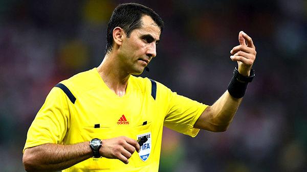 جام آسیایی/ روشن ایرماتوف برای دیدار ایران و عراق سوت می زند