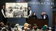 عکس «فتح خرمشهر» در حراج تهران رکورد زد + جزئیات