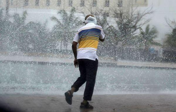 تصاویر   طوفان مرگبار مکونو در جنوب عمان