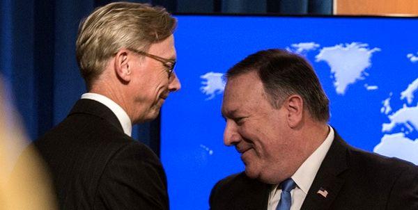 آمریکا: رایزنی علیه ایران محور سفر برایان هوک به امارات بود