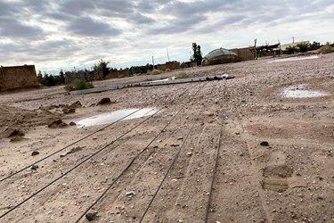 بارندگی در سیستان و بلوچستان