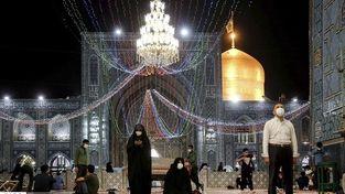 مشهد؛حرم مطهرحضرت علی ابن موسی الرضا(ع)+گزارش تصویری