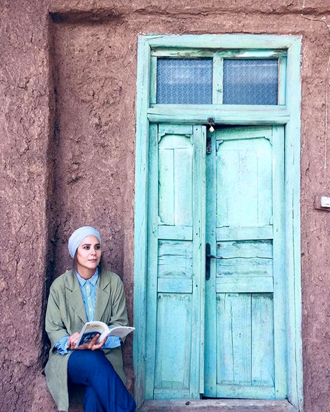 لباس متفاوت سحر دولتشاهی + عکس