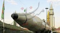 این موشک ایرانی پایگاه نظامی آمریکا را درهم کوبید
