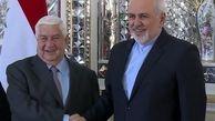 بازتاب اهداف سفر ظریف به دمشق در رسانه های منطقه