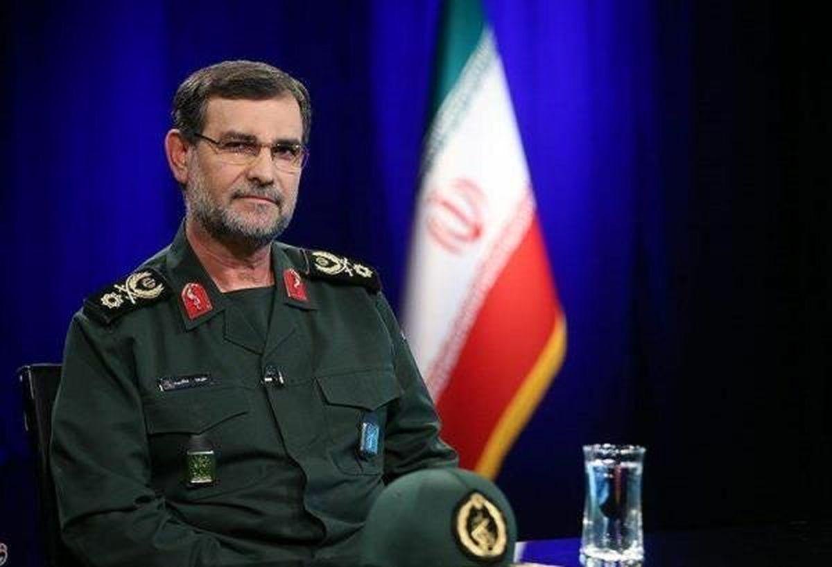 خطونشان نیروی دریایی سپاه برای دشمنان ایران