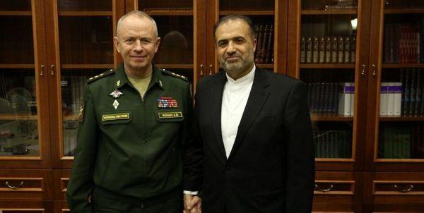 مسکو: ایران و روسیه دوست، متحد و شریک یکدیگرند