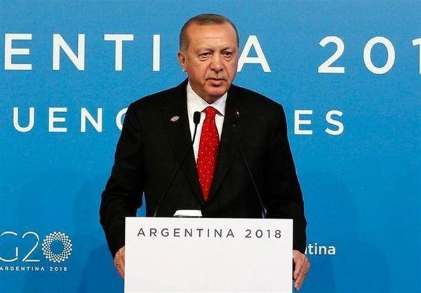 اردوغان خطاب به نتانیاهو: تو در راس دولت ترور تو صدای ظالمان هستی