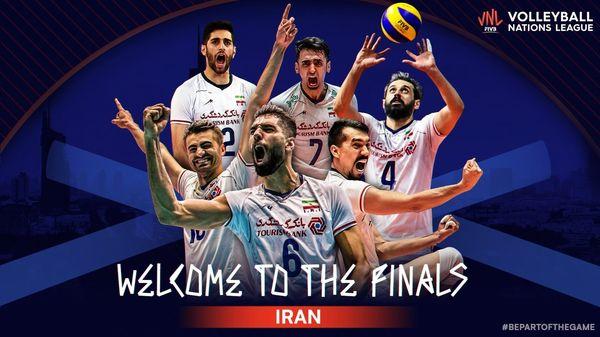 تبریک فدراسیون جهانی به تیم ملی والیبال ایران+عکس