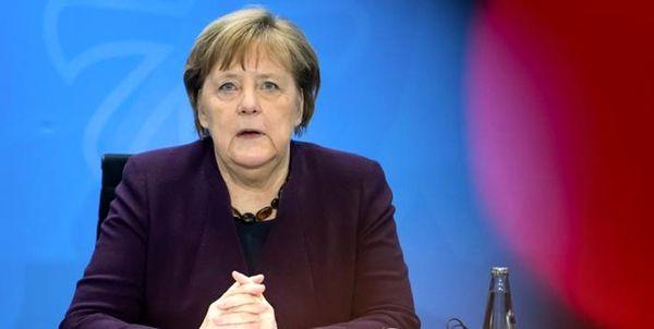 صدراعظم آلمان کرونا ندارد