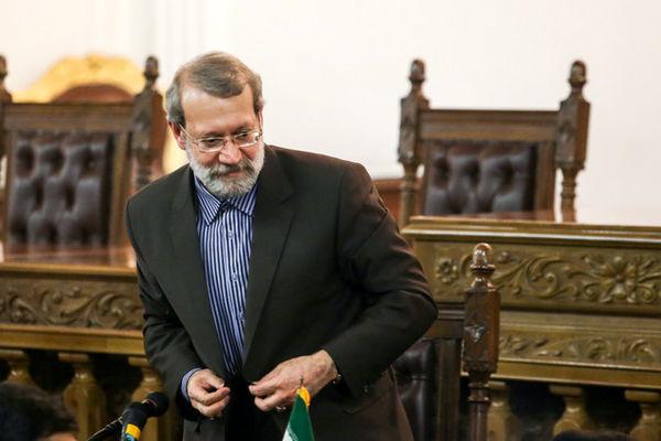 لاریجانی: وزارت اطلاعات اسامی دوتابعیتیها را ارائه کرد