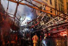 تصمیم مهم شورای شهر:قطع آب و برق ساختمانهای ناایمن