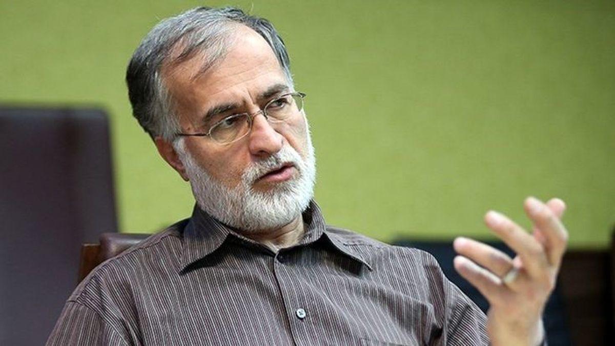 عطریانفر: ظریف نمیتواند نماد مذاکره در انتخابات ۱۴۰۰ باشد