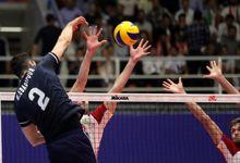 قهرمان جهان در ارومیه زانو زد/ ادامه اقتدار والیبالیست های ایران در صدر