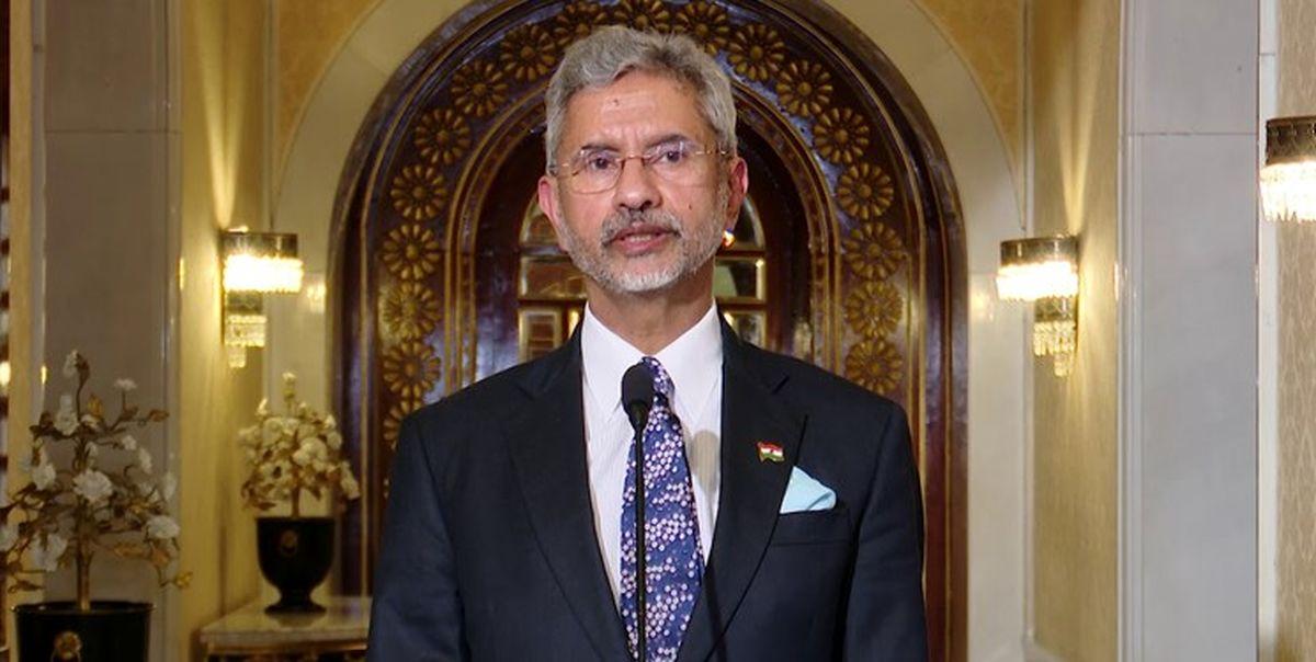 سفر وزیر خارجه هند به ایران