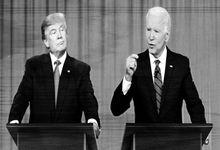 ایرانی های مقیم آمریکا به ترامپ رای می دهند یا بایدن؟