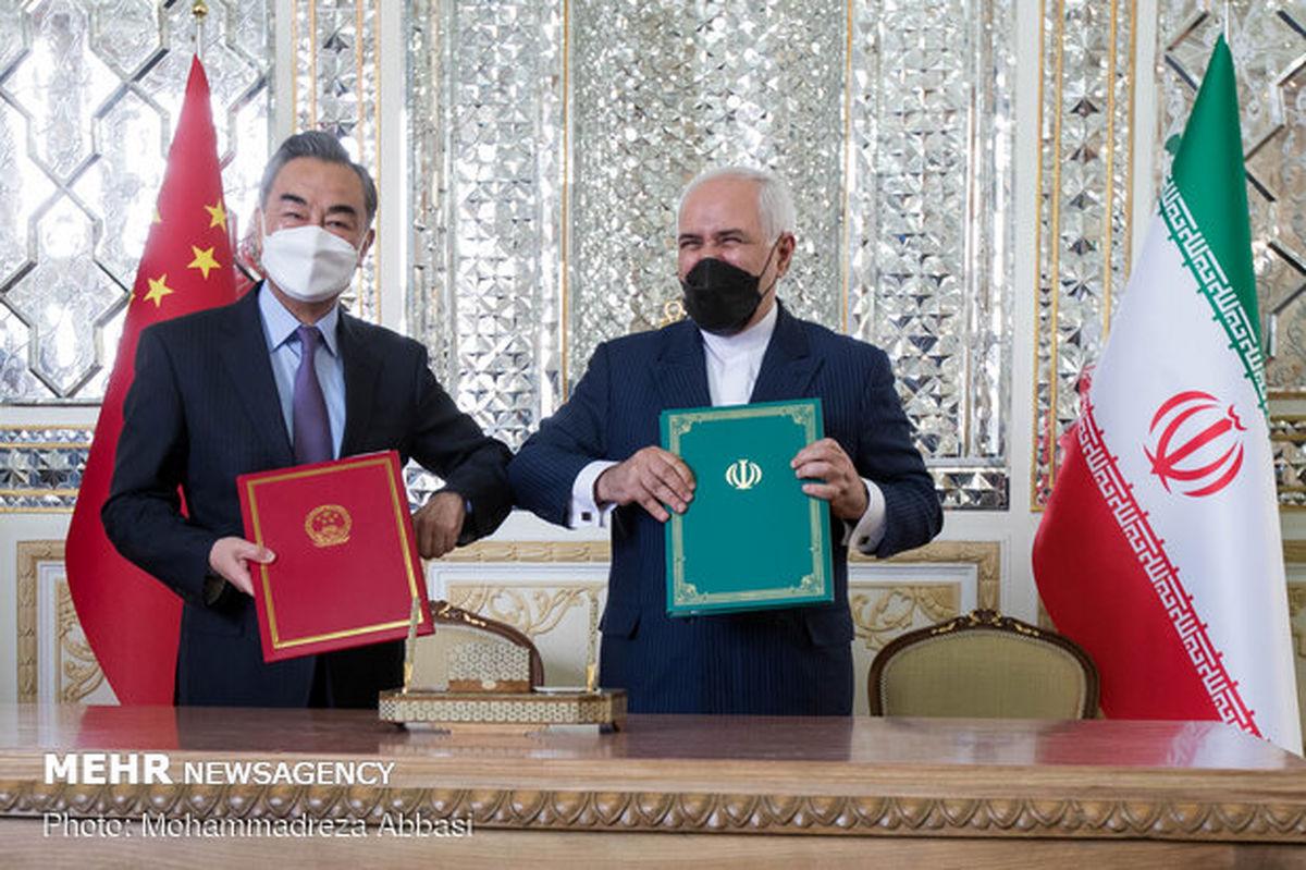 تحلیل وال استریت ژورنال از سند همکاری ایران و چین